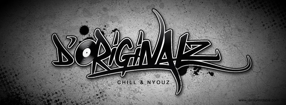 Création logo D'originalz