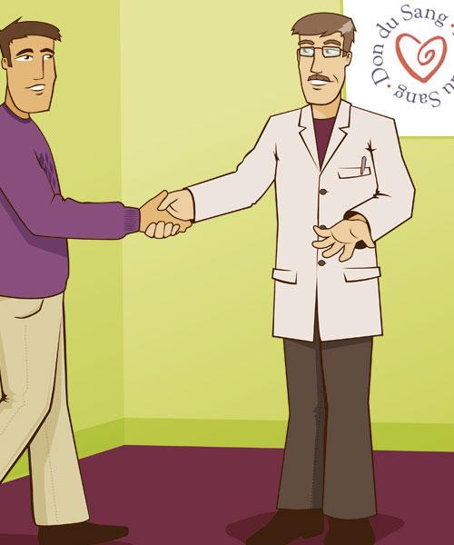 EFS médecin