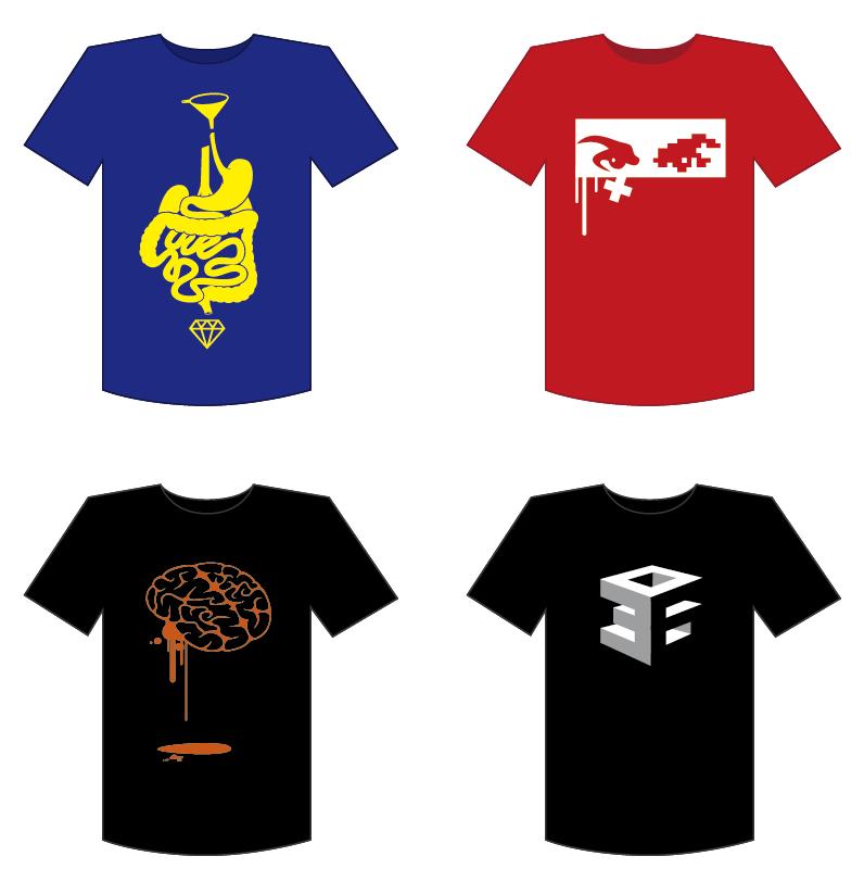 T-shirts IamFormidable